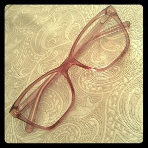 Kate Spade Pink Reading Glasses